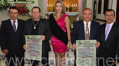 Orden de los Fundaores Escudo de Oro, otorgada por el Concejo Municipal