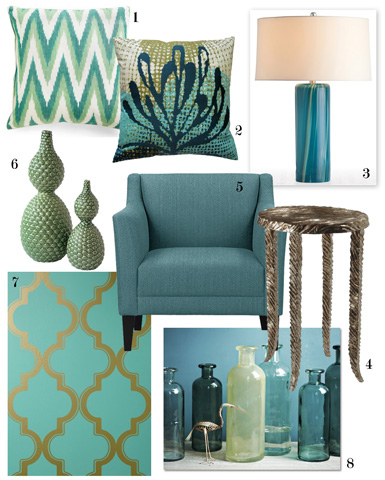 watery blues interior design ideas color schemes blue interiors