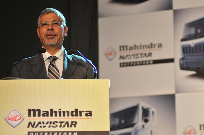 Mahindra Truck And Bus Mahindra Navistar Unveils 2 New