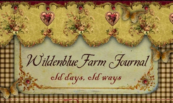 Wildenblue Farm Journal