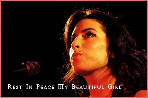 Amy Winehouse Dead on July 23