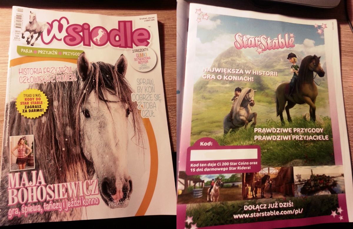 Star Stable Online Mel W Siodle
