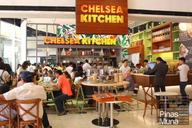 Chelsea Kitchen at Eastwood Mall [NOW OPEN]
