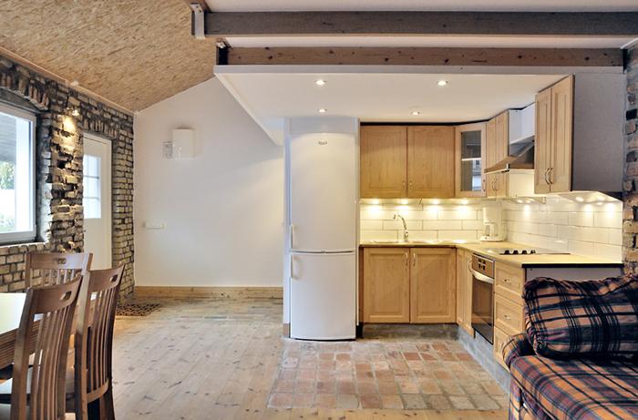 Estilo rustico casas rusticas recicladas for Cocinas antiguas recicladas