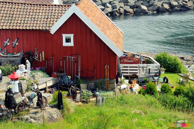 Norvège - Sogndalstrand