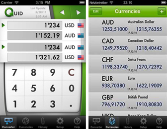 Quid - Currency Converter