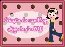 Criação do meu blog