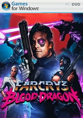 Far Cry 3 Blood Dragon-RELOADED