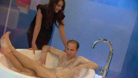 Opmerkelijk en bijzonder nieuws: William en Kate naakt in Big Brother?