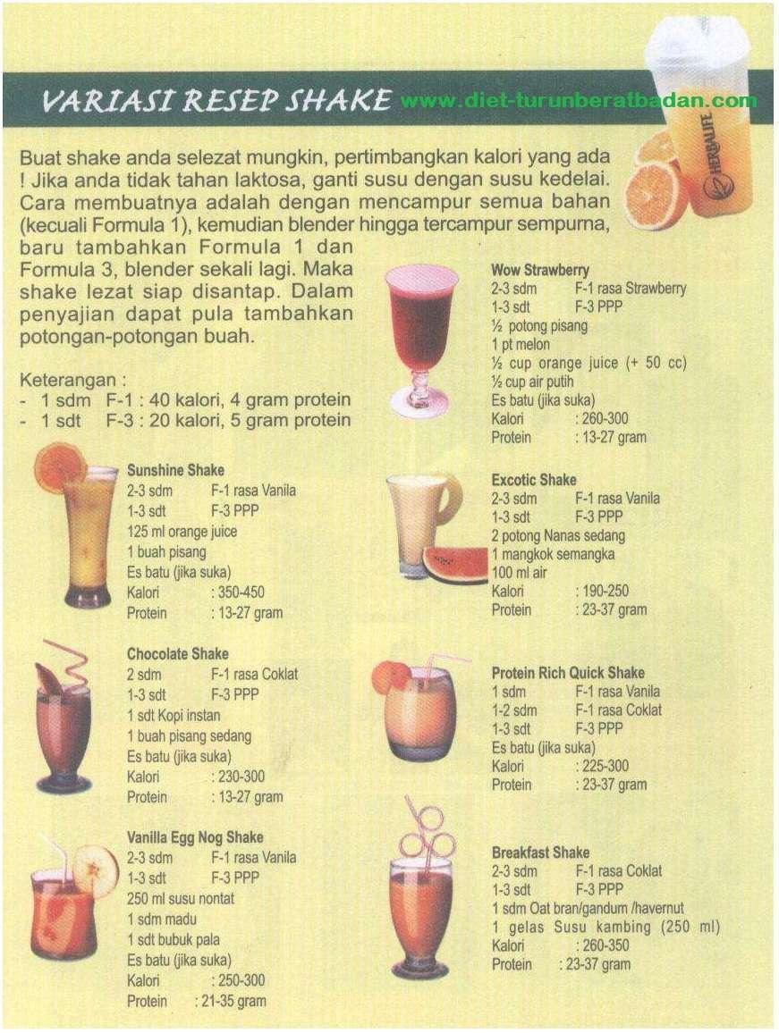 Resep Menu Sarapan Diet