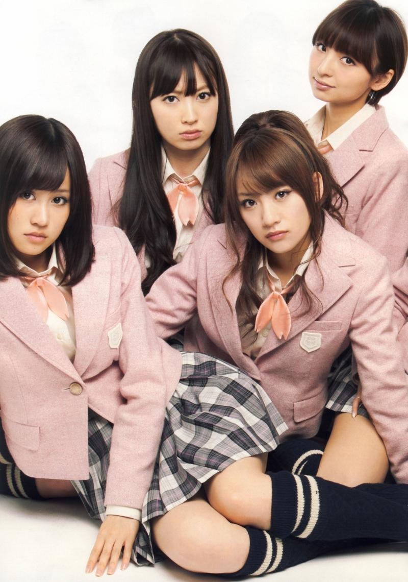 Ini dia foto-foto dari Girl Band AKB48 (AKihaBara48) yang telah kami