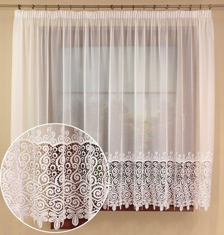 voile gardinen nach meter. Black Bedroom Furniture Sets. Home Design Ideas