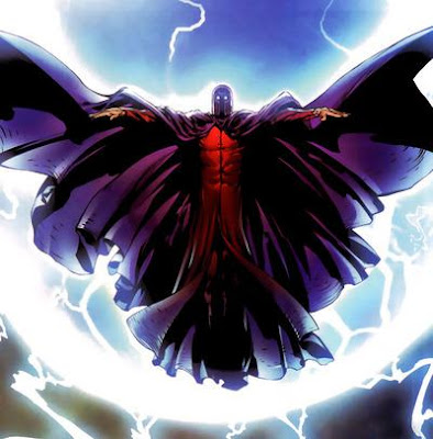 Scary Magneto Picture