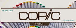 top 3 Copic Marker Sverige challenge nº30
