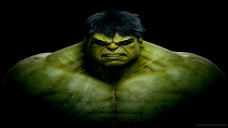 The Hulk 3D HD Wallpaper
