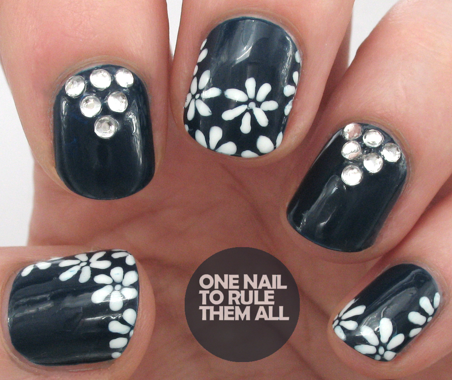 One Nail To Rule Them All Barry M Nail Art Pens Review: One Nail To Rule Them All: Guest Post For Brit Nails