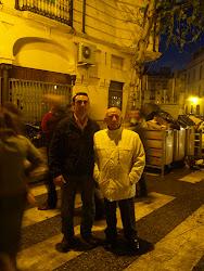 con VITORINO MARTIN