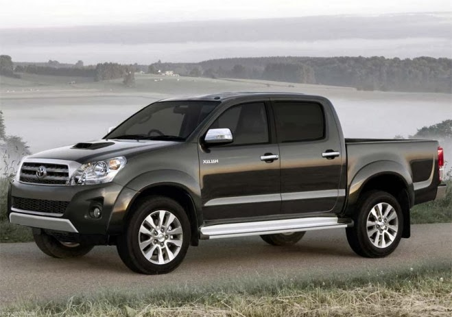 2015 Toyota Tacoma Redesign  Top Cars