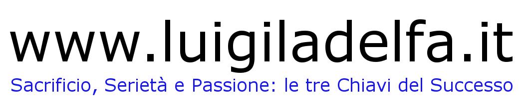 Il Blog di Luigiman