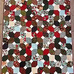 Coming to the Woods for Christmas Quilt