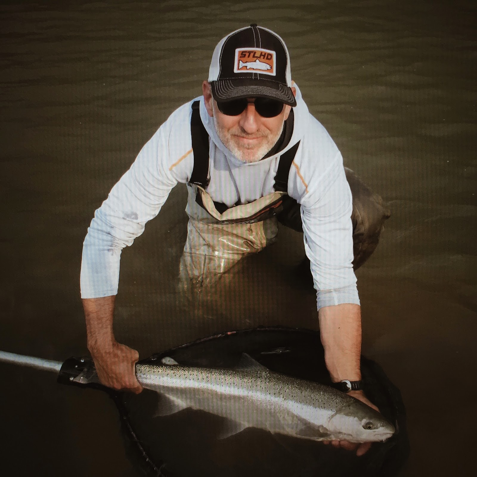 The evening hatch reports klickitat river report 8 20 15 for Klickitat river fishing report