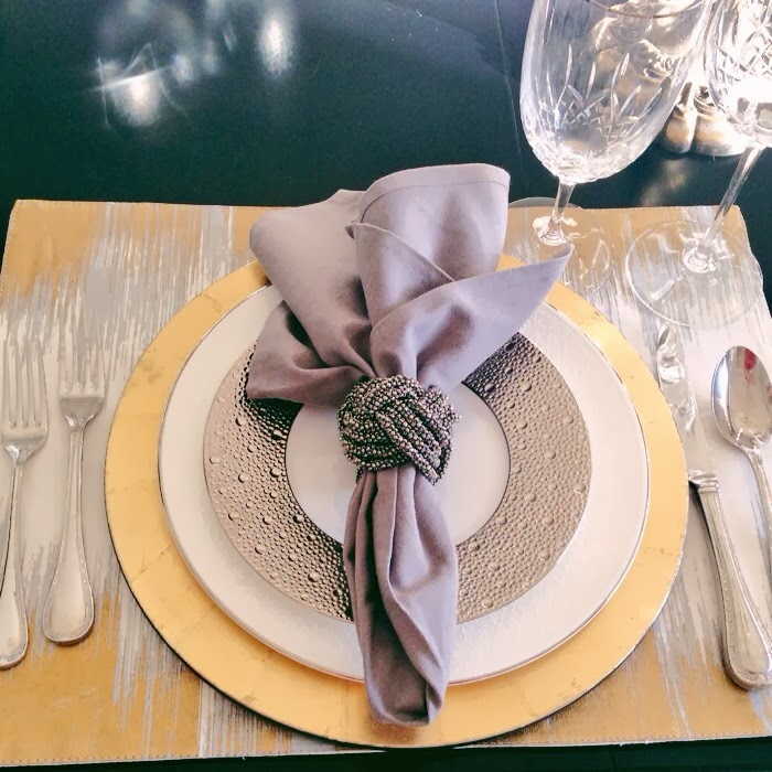 Dirty water dirty south fancy feasting for West elm table setting