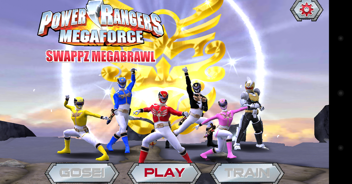 Power Rangers:Swappz MegaBrawl 1.0.9979 Apk Full Version