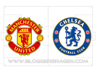 Pertandingan Manchester United vs Chelsea