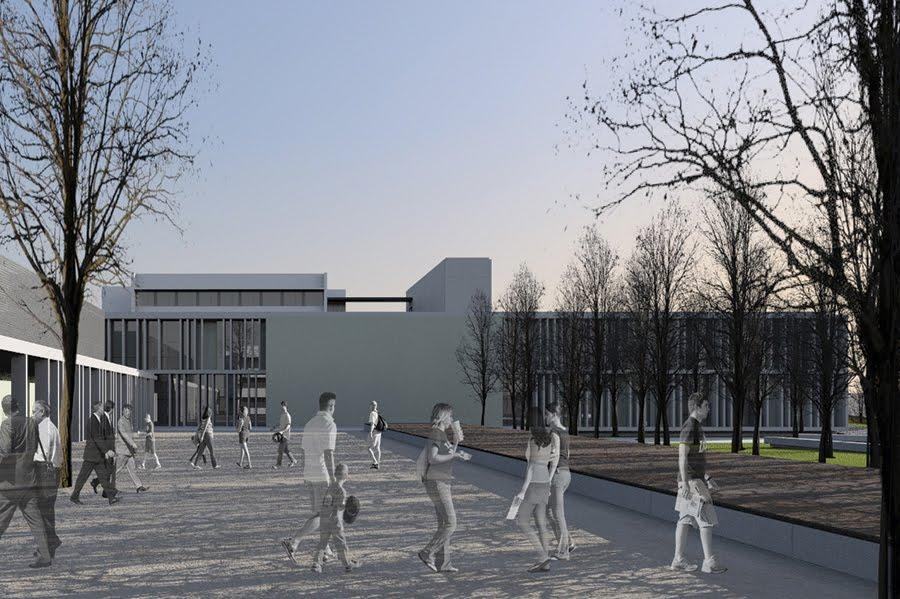 Uma escola voltada para o futuro