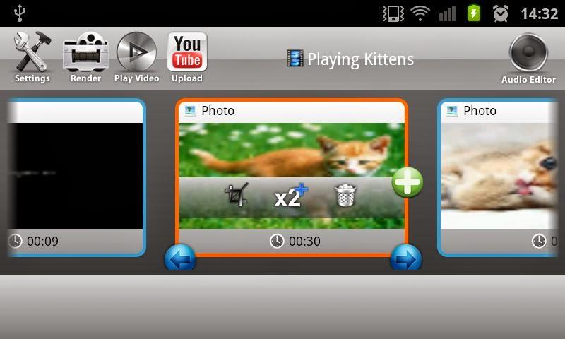 Video app logo