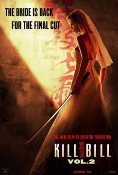 Kill Bill: Volumen 2 -DVDRIP LATINO