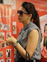 Karisma Kapoor Launch Of Book 'My Yummu Mummy' Guide