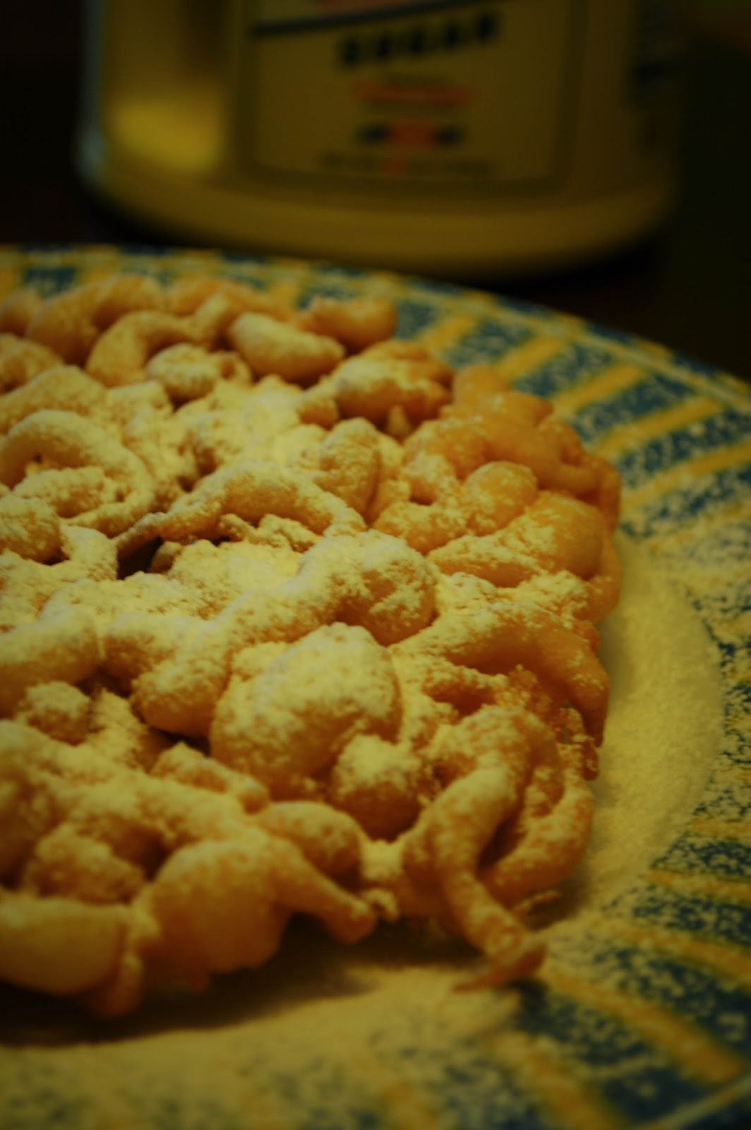 Fried Oreo Recipe Funnel Cake Batter