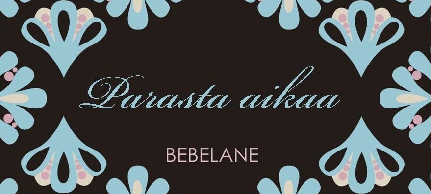Parasta aikaa by Bebelane