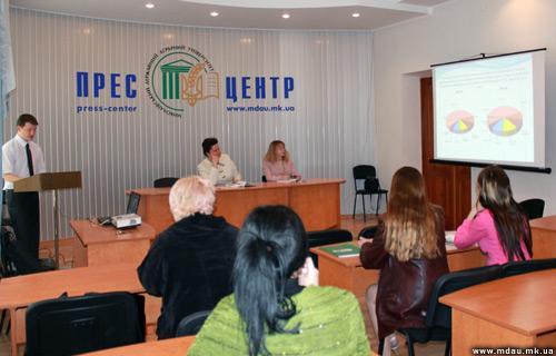 """Секційне засідання """"Обліково-аналітичне забезпечення розвитку аграрних підприємств"""", 2011."""