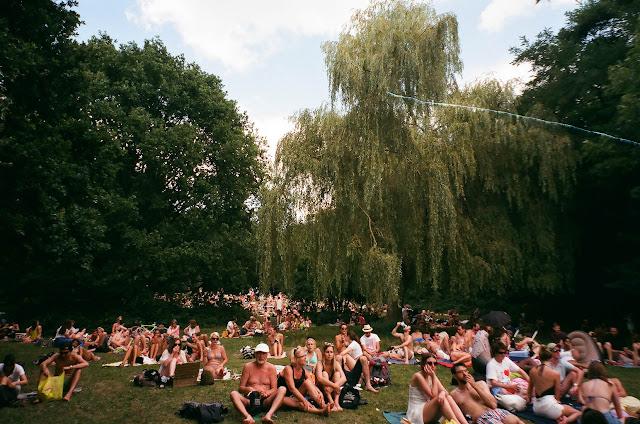 Picnic at Hampstead Heath