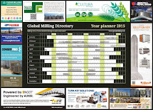 Global Milling 2015 Events Calendar