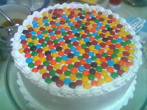 Fotos de tortas infantiles decoradas con merengue - Imagui