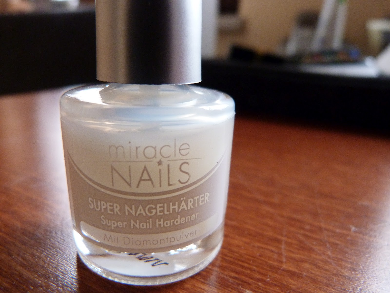 Tipp: Miracle Nails Nagelhärter - Bracelets and Heels