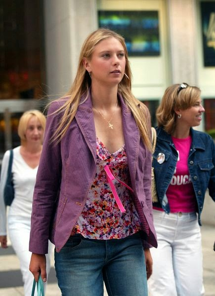 Maria Sharapova hot up skirt pictures.
