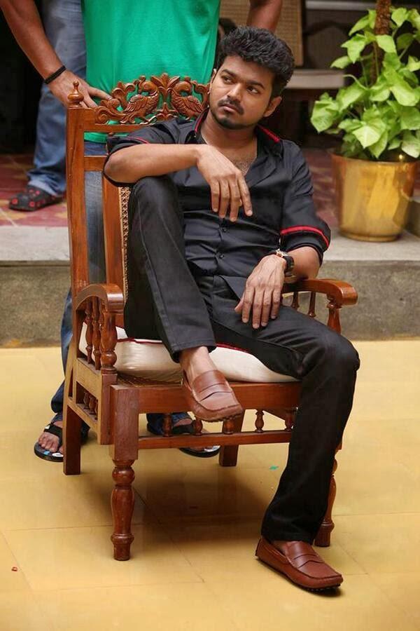 Actor vijay in jilla photo gallery tamil cinema hub kollywood actor vijay in jilla photo gallery voltagebd Gallery