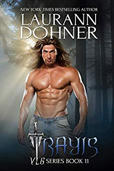 Trayis (VLG Series Book 11) by Laurann Dohner (PNR)