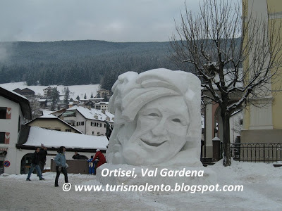 Dal 7 all' 11 Febbraio Carnevale in Val Gardena, Carnevale sulla neve