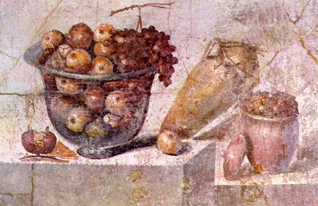 Rome what did the romans eat the garden of eaden for Ancient roman cuisine