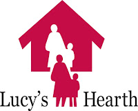 Logo for Lucy's Hearth