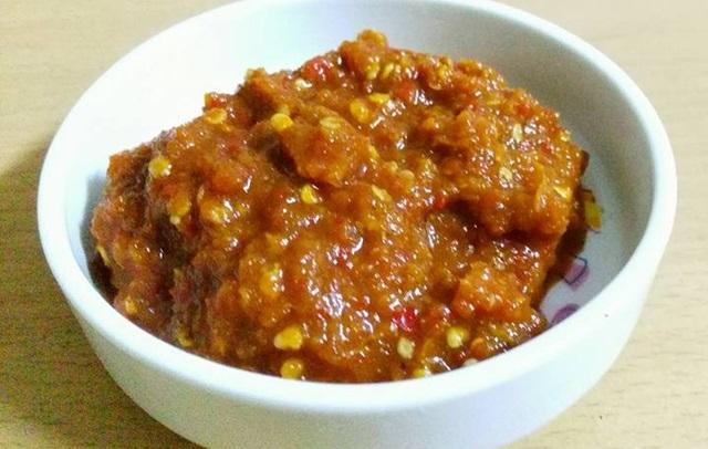 resipi sambal belacan