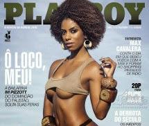 Gatas QB - Ivi Pizzott Playboy Brasil Maio 2015