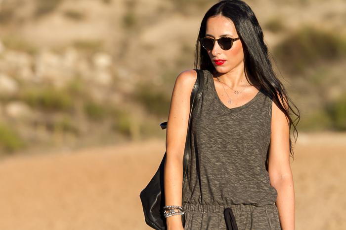 Blogger de moda de Valencia gafas de sol Bottega Veneta