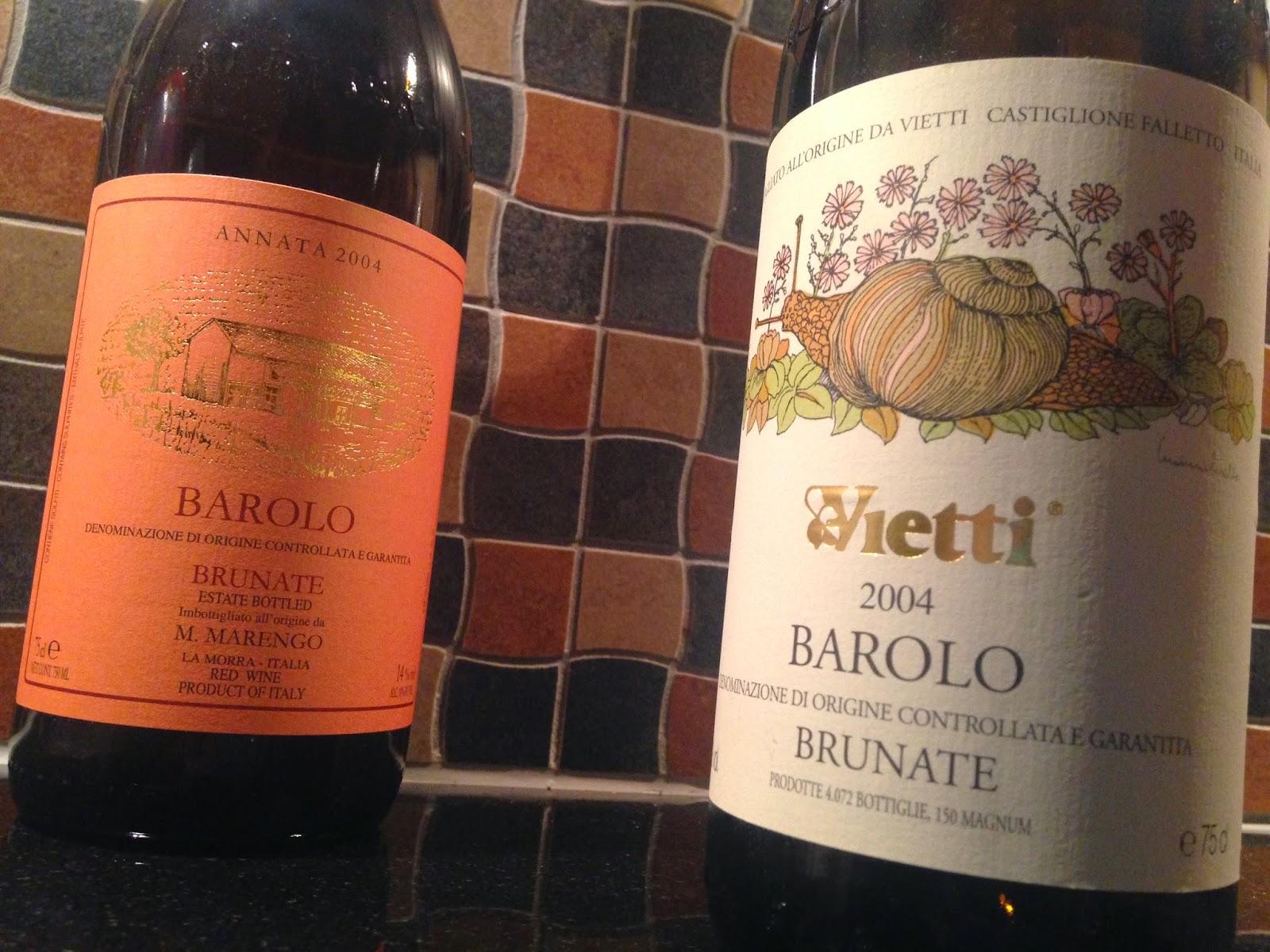 Barolo Brunate 2004 2004 Barolo Brunate From
