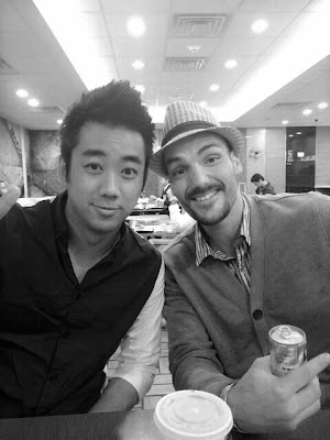 Sooyun Lee and Ben Heine (Seoul, South Korea, 2013)